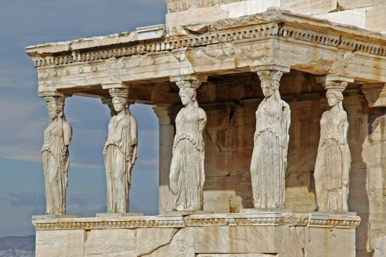 Erectheion Acropolis - athens-private sightseeing tour
