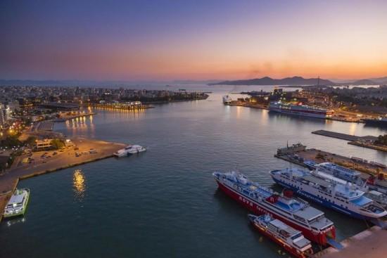 piraeus port athens